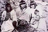 Los indios onas