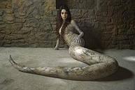 La leyenda de la mujer serpiente