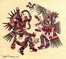 Leyenda de Quetzalcoátl y Tezcatlipoca